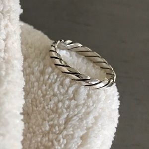 Jewelry - Sterling Silver Stacking Ring